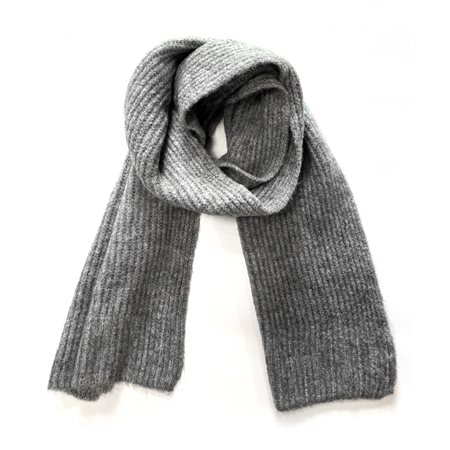 Gerry Weber Scarf With Sequin Detail Grey  - Click to view a larger image