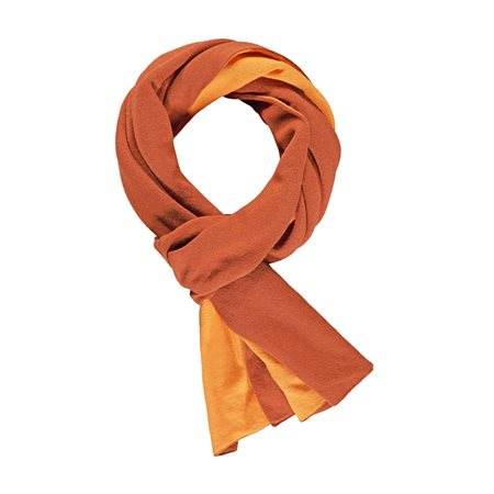 Gerry Weber Two Tone Scarf Rust  - Click to view a larger image