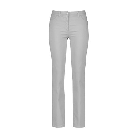 Gerry Weber Romy Straight Fit Jean Grey  - Click to view a larger image