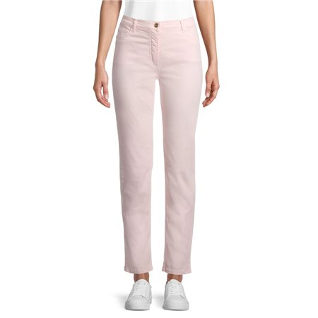 Betty Barclay Cotton Jean Pink  - Click to view a larger image