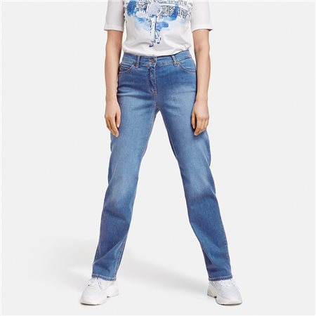 Gerry Weber Danny Comfort Fit Jean Denim Blue  - Click to view a larger image