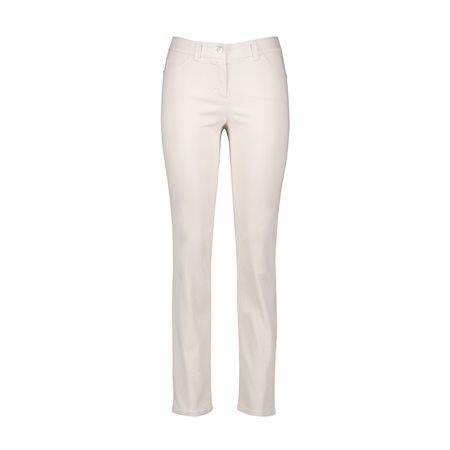 Gerry Weber Best 4 Me Slim Fit Jean Beige  - Click to view a larger image
