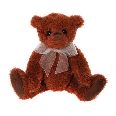 Charlie Bears Keyring Jersey Plush Collection  - Click to view a larger image