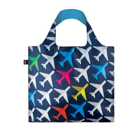 Loqi Bag Airport Airplanes  - Click to view a larger image