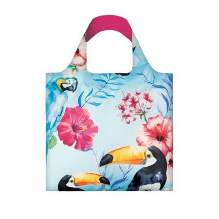 Loqi Bag Wild Birds  - Click to view a larger image