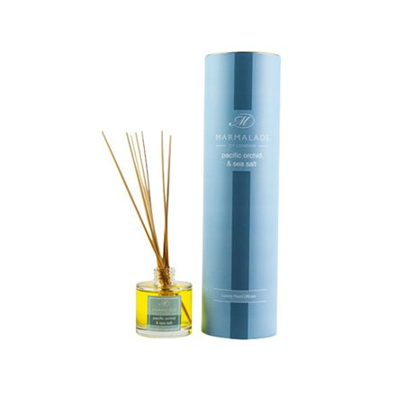 Marmalade Of London Pacific Orchid & Sea Salt Reed Diffuser  - Click to view a larger image