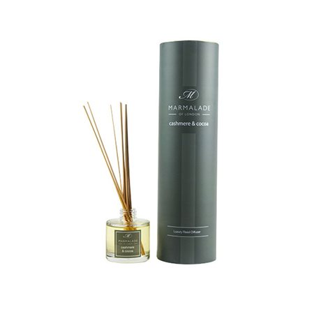 Marmalade Of London Cashmere & Cocoa Reed Diffuser  - Click to view a larger image