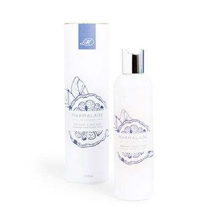 Marmalade Of London Bergamot & Soft Rose Hand & Body Lotion  - Click to view a larger image