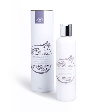 Marmalade Of London Pomegranate & Pear Hand & Body Lotion  - Click to view a larger image