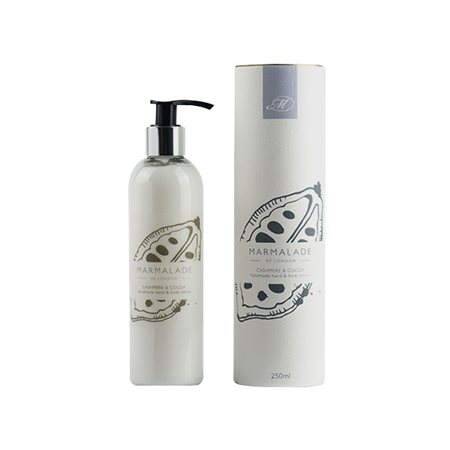 Marmalade Of London Cashmere & Cocoa Hand & Body Lotion  - Click to view a larger image