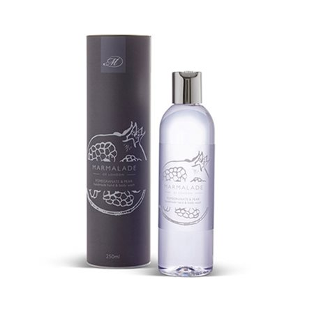 Marmalade Of London Pomegranate & Pear Hand & Body Wash  - Click to view a larger image