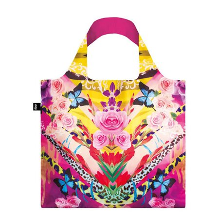Loqi Bag Shinpei Naito Flower Dream Pink  - Click to view a larger image