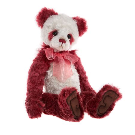 Charlie Bears Alison Plush Collection  - Click to view a larger image