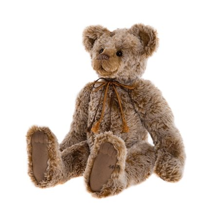 Charlie Bears Burma Plush Collection  - Click to view a larger image