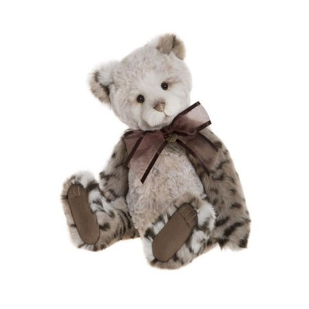 Charlie Bears Genevieve Plush Collection  - Click to view a larger image
