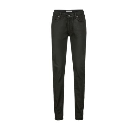 Monari Slim Fit Jeans Black  - Click to view a larger image