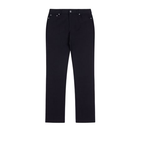 Emreco Stretch Trousers Black  - Click to view a larger image
