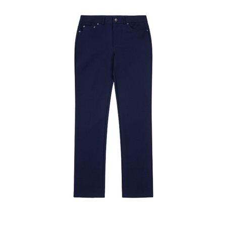 Emreco Stretch Trousers Cobalt  - Click to view a larger image