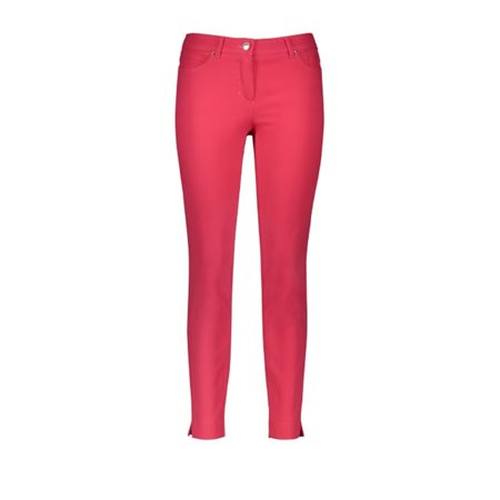 Taifun Hanna Super Skinny Jeans Fuschia  - Click to view a larger image