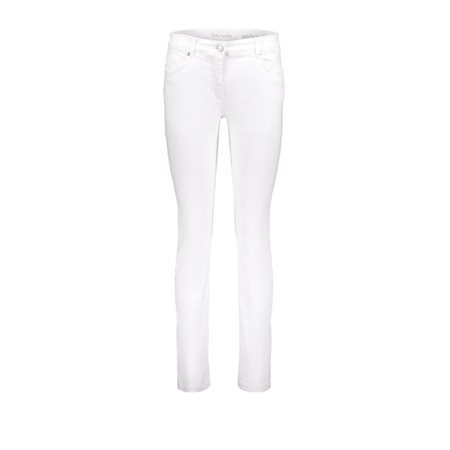 Betty Barclay Perfect Slim Jeans White  - Click to view a larger image
