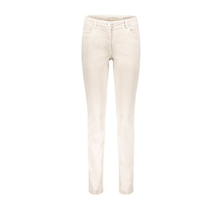 Betty Barclay Perfect Slim Jeans Beige  - Click to view a larger image