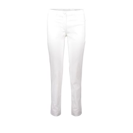 Betty Barclay Slim Fit Jeans White  - Click to view a larger image