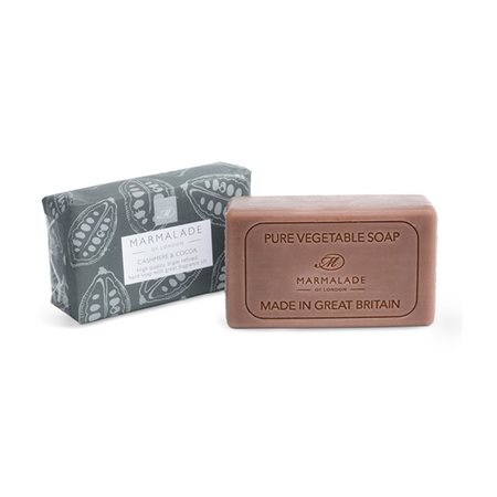 Marmalade Of London Cashmere & Cocoa Soap  - Click to view a larger image