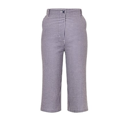Emreco Capri Woven Trousers Indigo  - Click to view a larger image