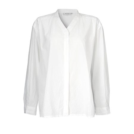 Masai Clothing Idaka Blouse White  - Click to view a larger image