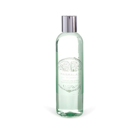 Marmalade Of London Tuscan Lime & Basil Body Wash  - Click to view a larger image