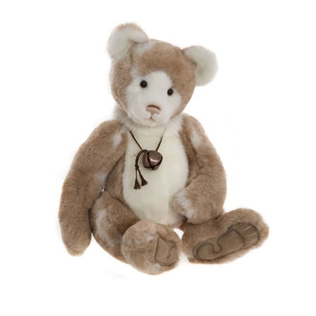 Charlie Bears Bessie Plush Collection  - Click to view a larger image
