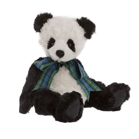 Charlie Bears Bobble Plush Collection  - Click to view a larger image