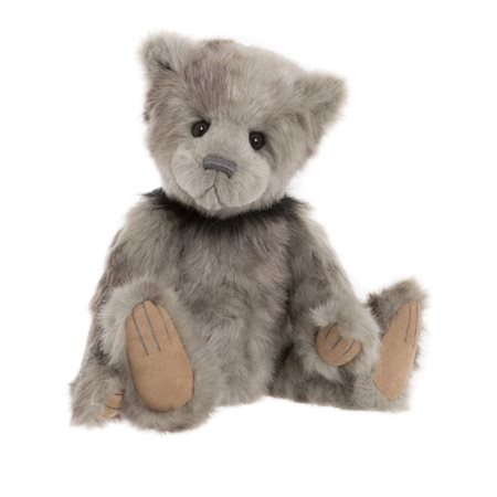 Charlie Bears Ernest The Teddy Bear Plush Collection  - Click to view a larger image
