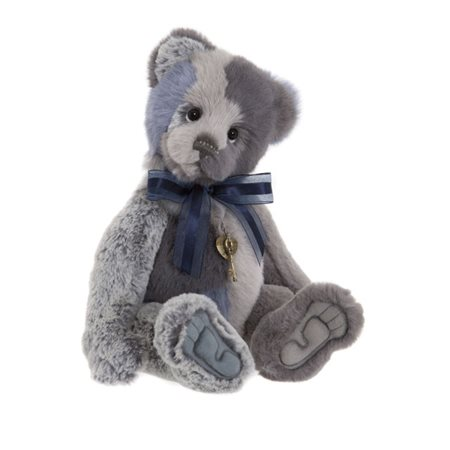 Charlie Bears Hodgepodge Plush Collection  - Click to view a larger image