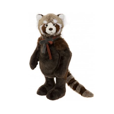 Charlie Bears Jung Giant Red Panda Plush  - Click to view a larger image