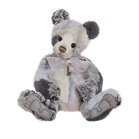 Charlie Bears Taggle The Panda Plush Collection  - Click to view a larger image