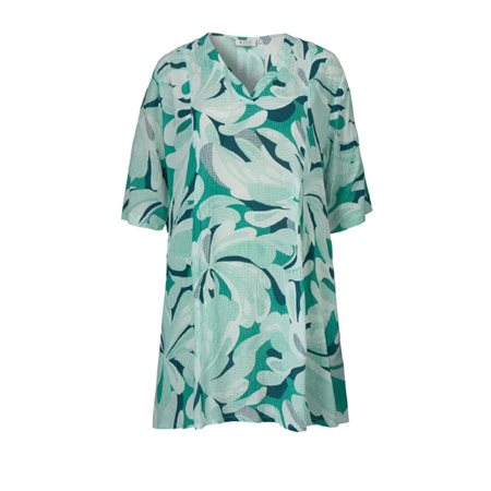 Masai Gessa Tunic Mint  - Click to view a larger image
