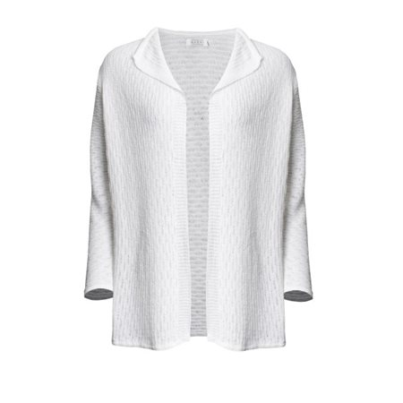 Masai Lachina Cardigan White  - Click to view a larger image