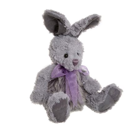 Charlie Bears Jump Bunny Rabbit Plush Collection  - Click to view a larger image