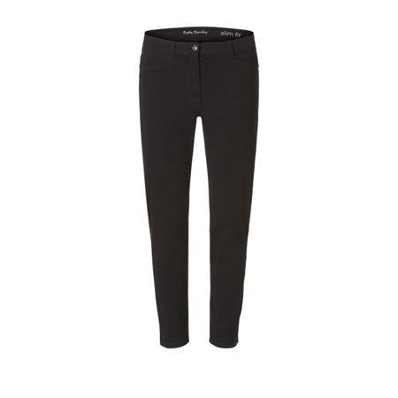 Betty Barclay Slim Fit Jeans Black  - Click to view a larger image