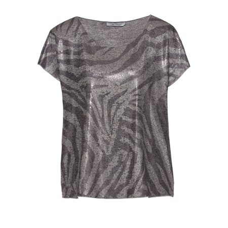 Monari Shimmering Top Silver  - Click to view a larger image