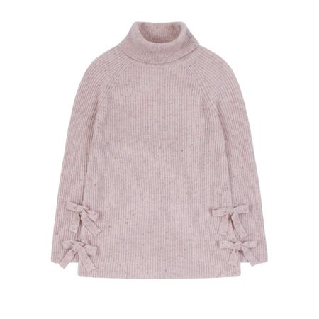 Emreco Chunky Knit Pullover Oatmeal  - Click to view a larger image