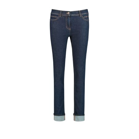 Taifun Super Skinny Jeans Denim Blue  - Click to view a larger image