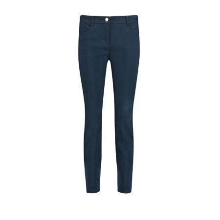 Taifun Super Skinny Trousers Royal  - Click to view a larger image