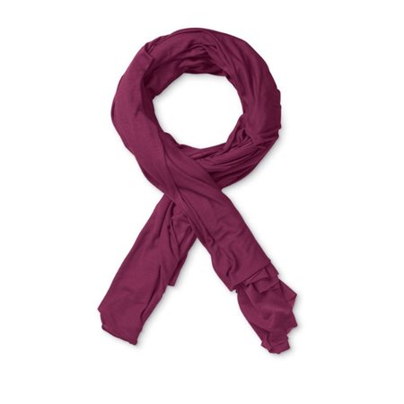 Masai Amega Scarf Wine  - Click to view a larger image
