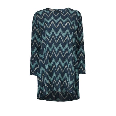 d8d07a8a2bf Masai Glenna Tunic Blue - Click to view a larger image