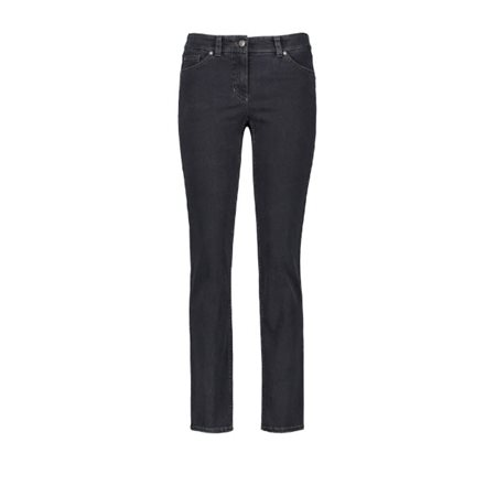 Gerry Weber Best4me Jeans Charcoal  - Click to view a larger image
