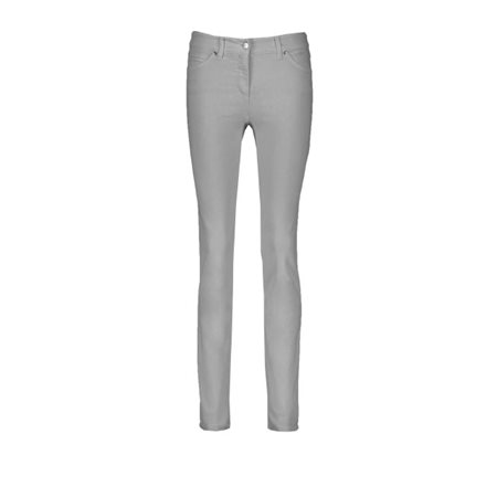 Gerry Weber Best4me Skinny Jeans Grey  - Click to view a larger image