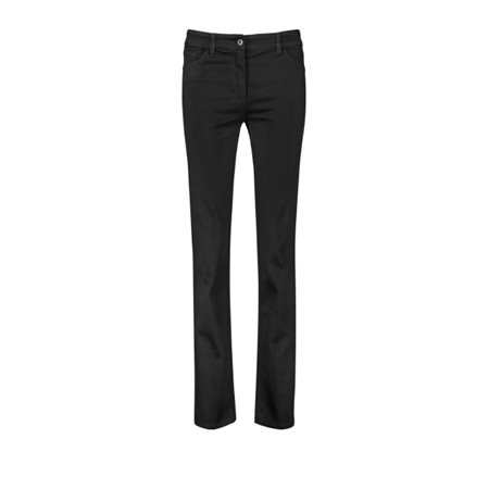 Gerry Weber Straight Fit Romy Jeans Black  - Click to view a larger image