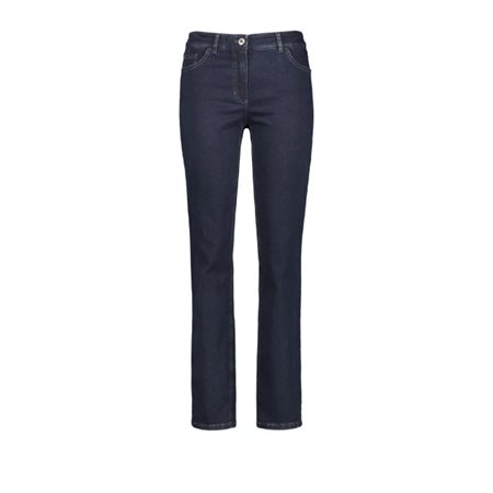 Gerry Weber Straight Fit Romy Jeans Dark Denim  - Click to view a larger image